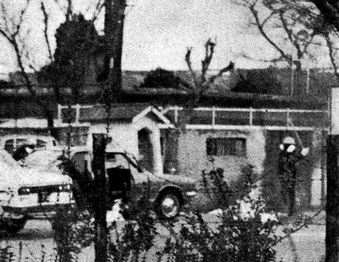 1972.3.13自衛隊西部方面総監部(熊本市)突入戦
