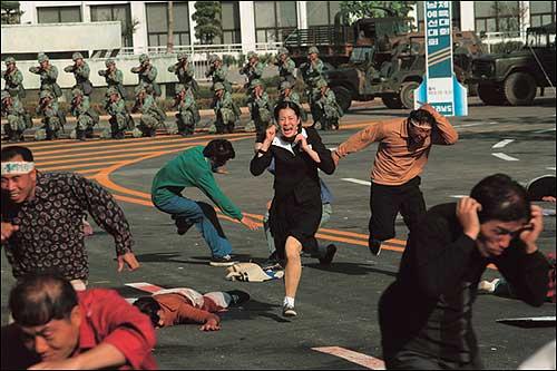 映画「光州5・18」