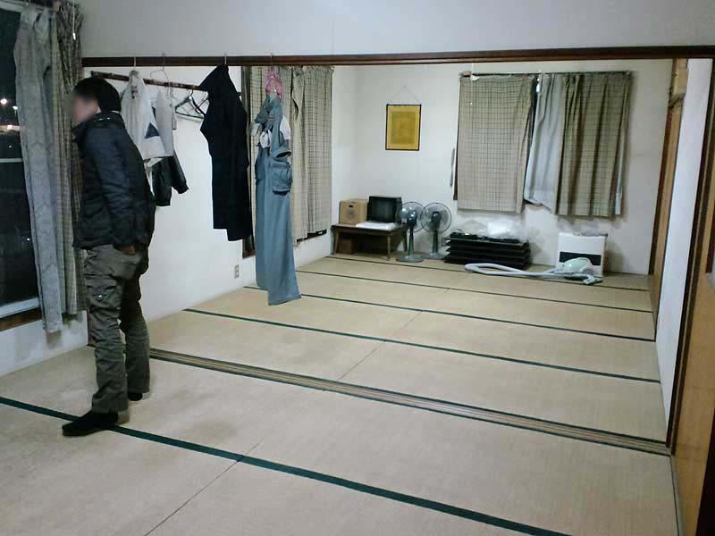三里塚・東峰現地行動 54
