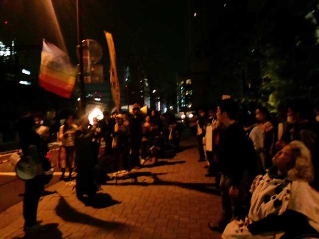 4・15 東京電力本社前抗議行動 18