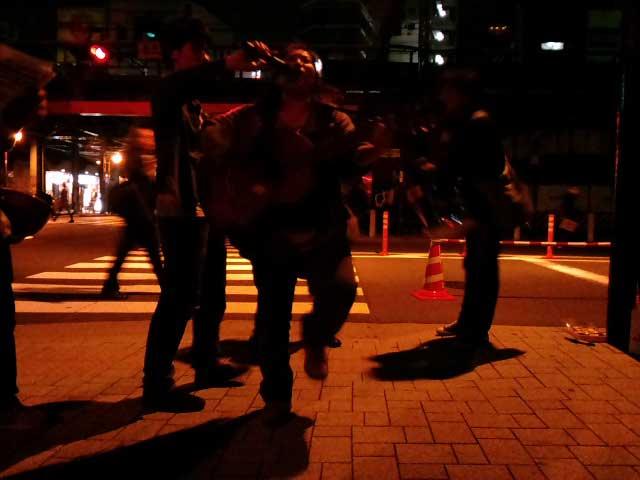 4・15 東京電力本社前抗議行動 19