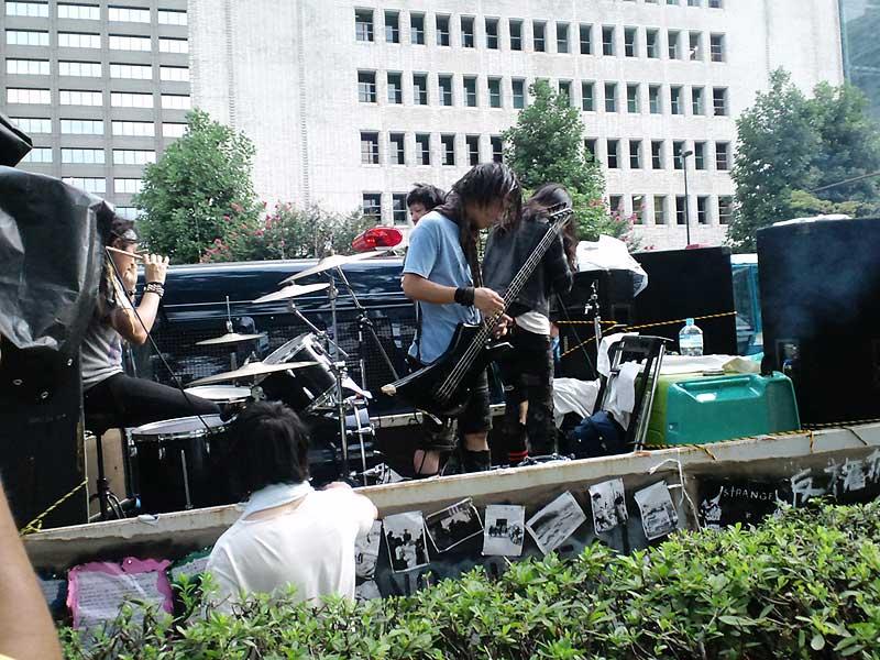 08・06 東電前・銀座 原発やめろデモ 32