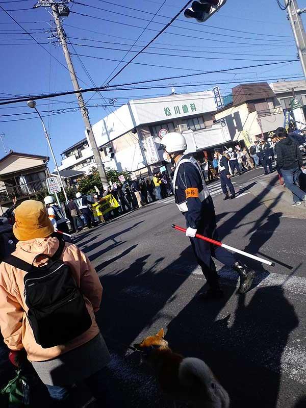 11・18野田総理地元デモ 07