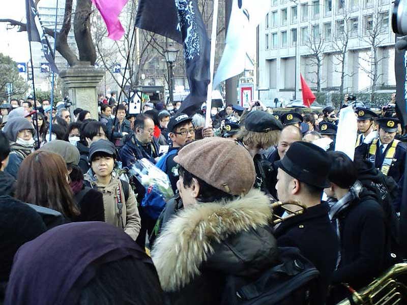 脱原発3・11東京大行進 03