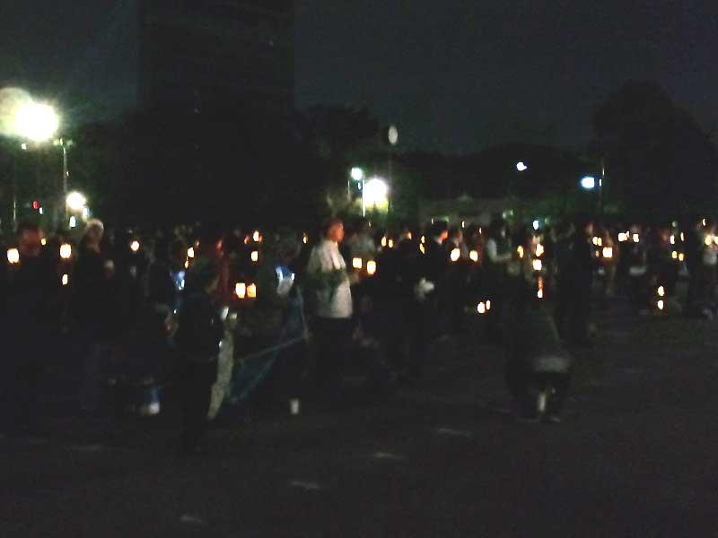 沖縄県民大会と連帯する東京行動 23