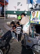 吉川ひろしさん千葉県議選(柏市)出陣式 24