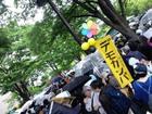 渋谷・原発やめろサウンドデモ 06