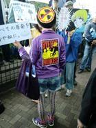 渋谷・原発やめろサウンドデモ 09