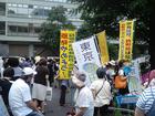08・06 東電前・銀座 原発やめろデモ 07