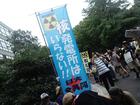 08・06 東電前・銀座 原発やめろデモ 14