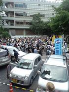 08・06 東電前・銀座 原発やめろデモ 00