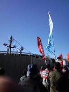 12・04 三里塚 東峰現地行動 08