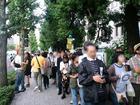 6.22 首相官邸前抗議行動 10