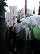 大飯原発再稼動反対!首相官邸前抗議行動 11