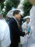 大飯原発再稼動反対!首相官邸前抗議行動 16