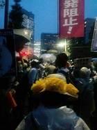 大飯原発再稼動反対!首相官邸前抗議行動 32