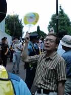 大飯原発3号機を停止せよ!首相官邸前抗議 10