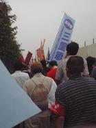 2009年7・5現地緊急集会 1