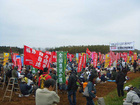 三里塚現地全国総決起集会 09