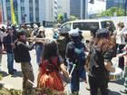 日本「主権回復の日」記念式典抗議集会 22