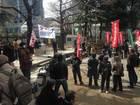 集団的自衛権法制化阻止・新宿反戦デモ 03