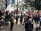 集団的自衛権法制化阻止・新宿反戦デモ 05