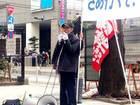 集団的自衛権法制化阻止・新宿反戦デモ 15
