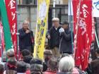 集団的自衛権法制化阻止・新宿反戦デモ 16