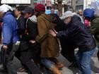 集団的自衛権法制化阻止・新宿反戦デモ 21