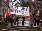 集団的自衛権法制化阻止・新宿反戦デモ 22