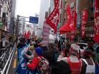 集団的自衛権法制化阻止・新宿反戦デモ 25