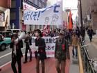 集団的自衛権法制化阻止・新宿反戦デモ 30