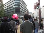 アメリカ大使館への抗議・申し入れ行動