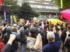 11・8沖縄県民大会に呼応する東京デモ 24