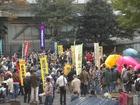 11・8沖縄県民大会に呼応する東京デモ 25
