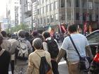 11・8沖縄県民大会に呼応する東京デモ 31