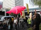11・8沖縄県民大会に呼応する東京デモ 33