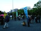 沖縄県民大会と連帯する東京行動 14