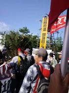 5・16三里塚現地緊急闘争 55